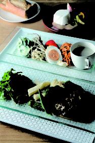 東京野菜たっぷりなうま味ヘルシーワンプレート ¥2,500